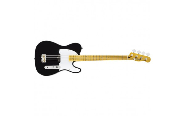 Squier® Vintage Modified Telecaster® Bass, Maple Fingerboard, Black