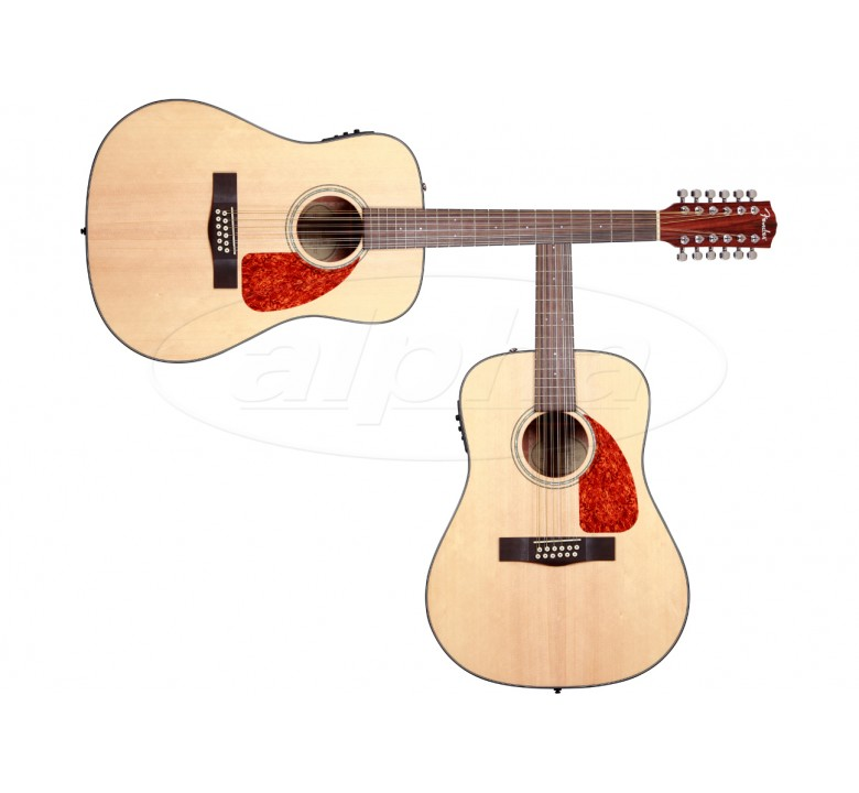 Fender CD-160SE 12-String, Natural